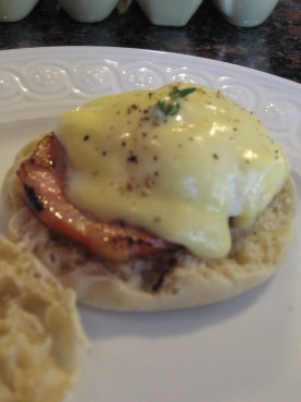 Saturday Hollandaise
