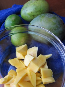 Limes and Mangos