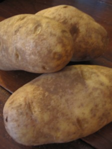 Russet Baking Potatoes
