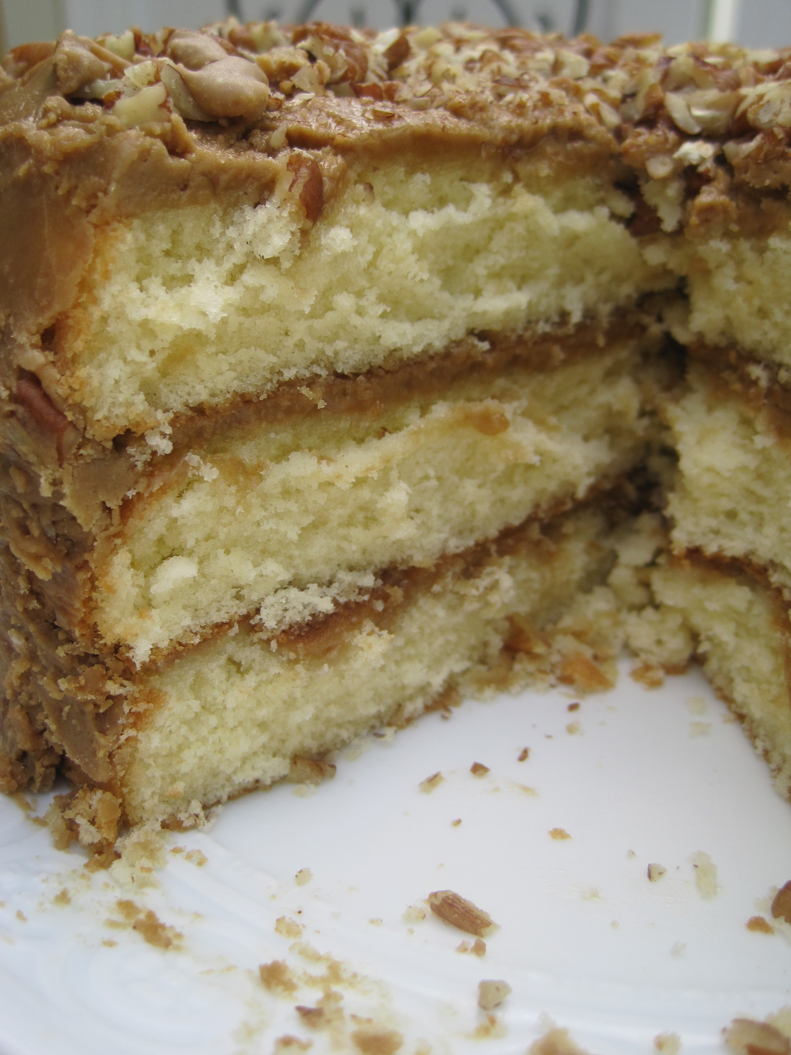 What To Use Instead Of Flour For A Cake