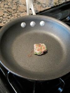 Testing the Seasoning