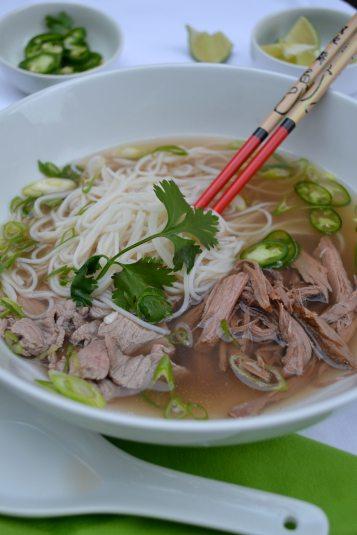 Slow-Cooker Vietnamese Beef Pho