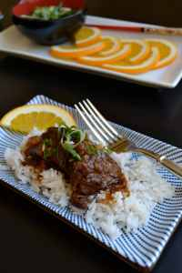 Asian-Inspired Pressure Cooker Short Ribs