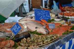 Fish -Marche Bastille
