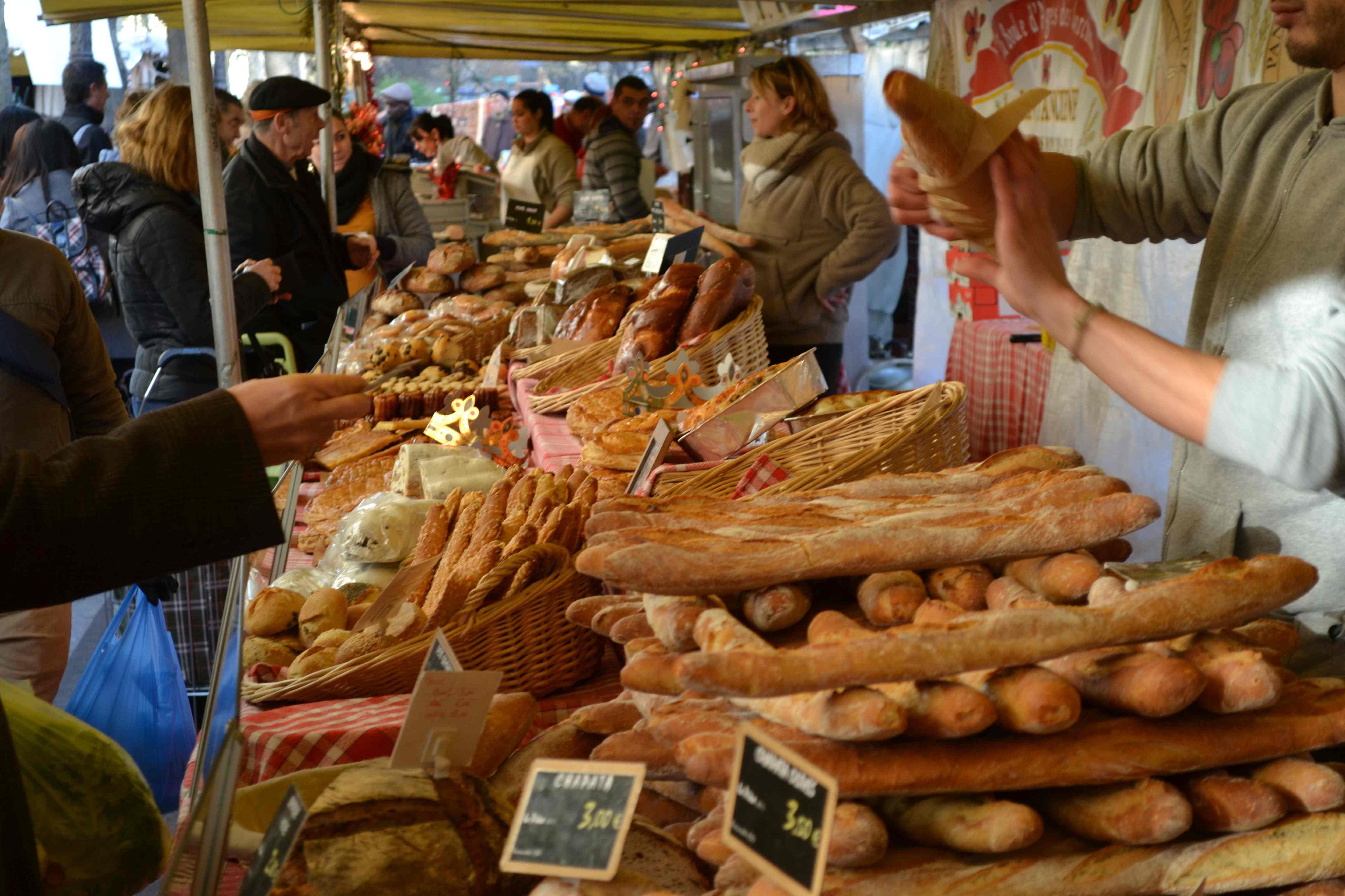 Paris and braised leeks minced - Marche de tissu a paris ...