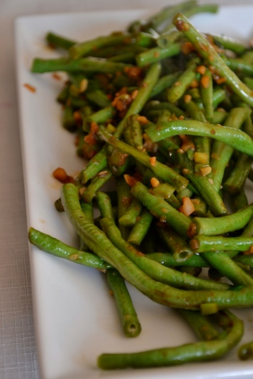 Stir-Fried Long Beans