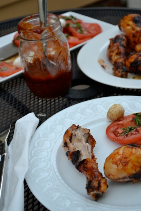Chipotle-Maple BBQ Chicken Photo