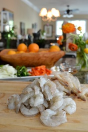 Peeled and Deveined Shrimp