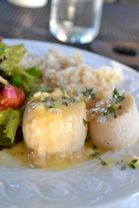 Scallops with Beurre Blanc 2