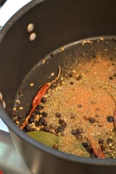 Braising Spices
