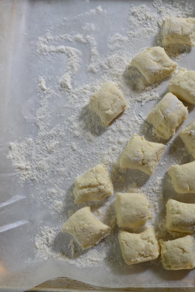 Gnudi Dumplings