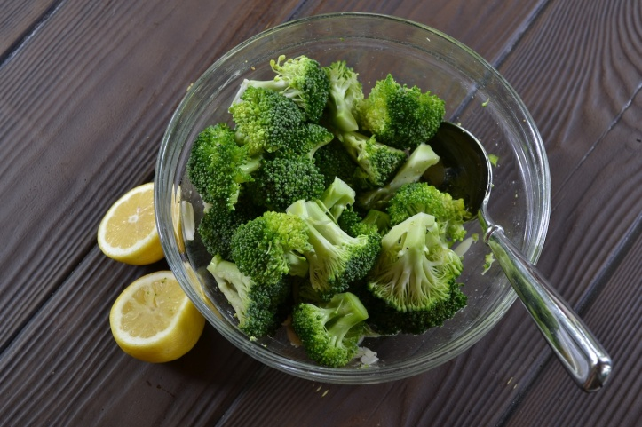 Broccoli and Lemon