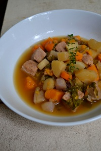 Pork Shoulder and Root Vegetable Stew 1