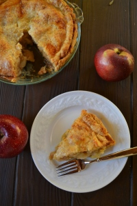 Apple Pie for Freezing