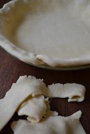 Close-up of Crust