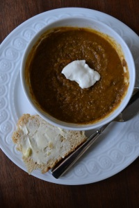 What's for Dinner Lentil Soup