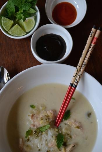 Vietnamese Chicken Noodle Soup2