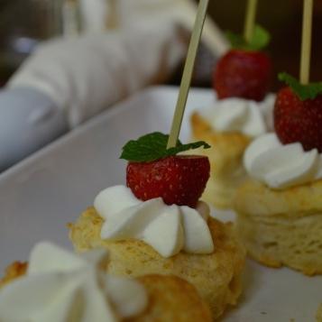 Mini-Strawberry Shortcakes