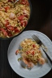 Orzo Salad from Above