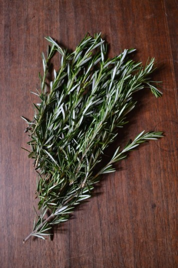 Rosemary for Skewers
