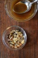 Glaze with Walnuts