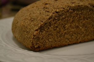 Rye Bread Close-up
