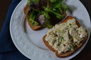 Sandwich Halves
