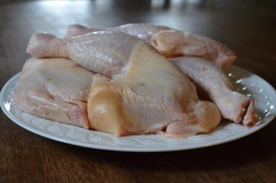 4 Chicken Legs