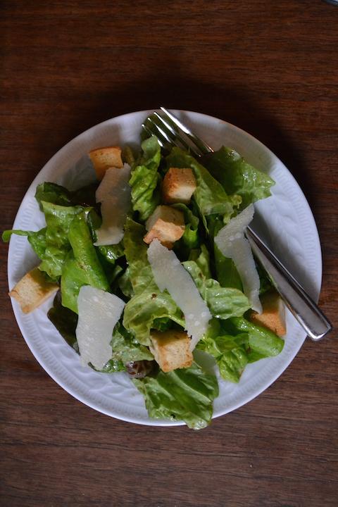 A Simple Salad