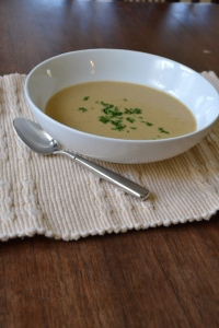 Curried Cauliflower Soup 2