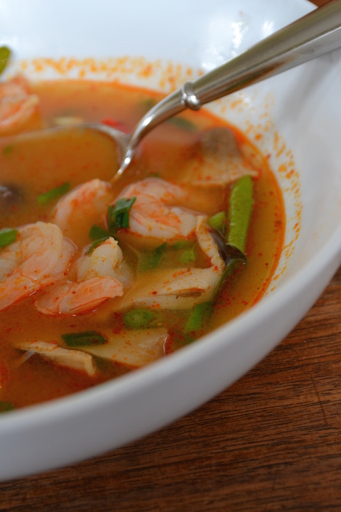 Tom Yum Goong Close-up