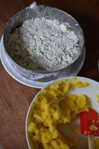 Chicken Salad Layer