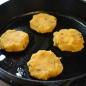Frying the Llapingachos