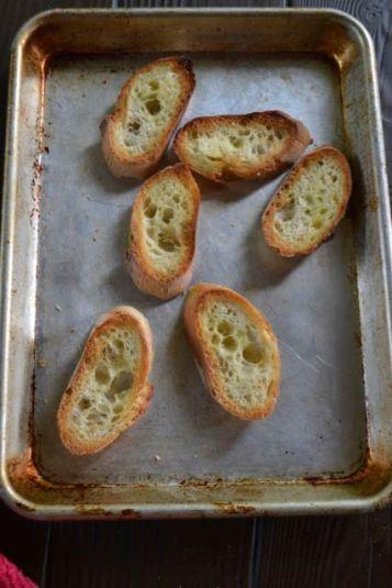 Toasted Crostini