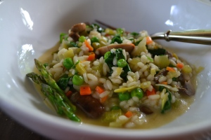 Risotto Close-Up
