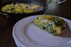 Slice of Frittata
