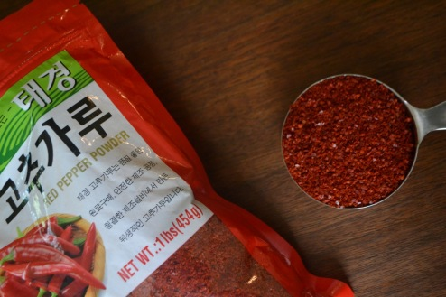 Korean Red Pepper