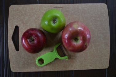 Baking Apples: Fuji, Rome Beauty, Granny Smith