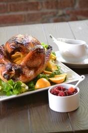 Bourbon-Maple Turkey