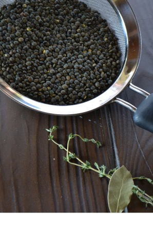 Dried Lentils