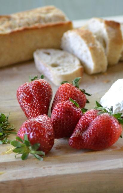 Strawberries (www.mincedblog.com)