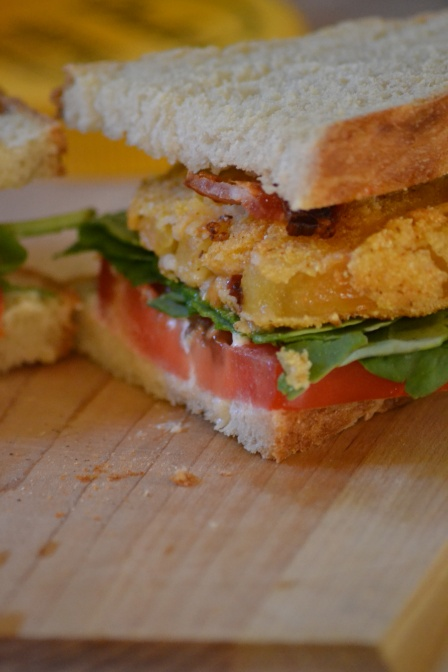 The Ultimate Tomato Sandwich (www.mincedblog.com)