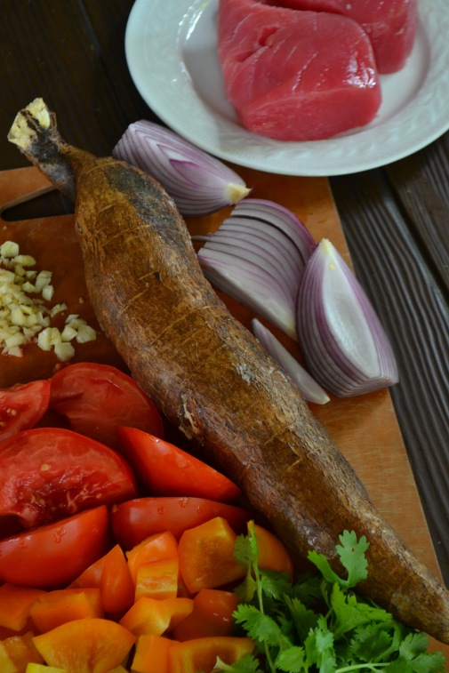Ingredients for Encebollado (www.mincedblog.com)