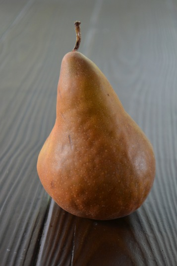 Bosc Pear (www.mincedblog.com)