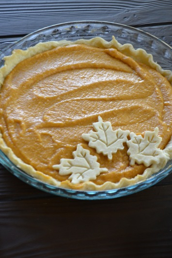 Sweet Potato Pie (www.mincedblog.com)