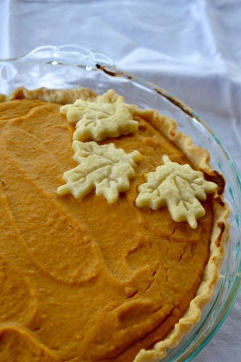 Sweet Potato Pie (www.mincedblog.com)